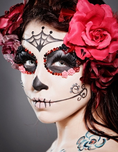 Halloween-Makeup-For-Women-60-Creepy-32 copia