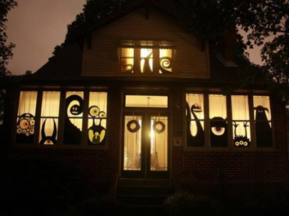 halloween-ventanas-decoradas-monstruos
