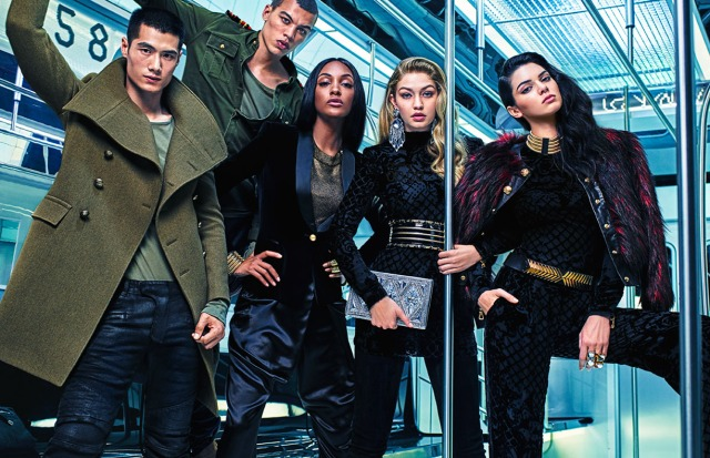 KENDALL-GIGI-AND-JOURDAN-STAR-IN-BALMAIN-X-HM-PRINT-CAMPAIGN-10